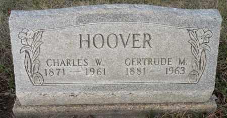 ZINK HOOVER, GERTRUDE MAE - Miami County, Ohio | GERTRUDE MAE ZINK HOOVER - Ohio Gravestone Photos