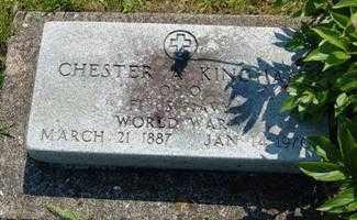 KINGHAM, CHESTER - Miami County, Ohio | CHESTER KINGHAM - Ohio Gravestone Photos