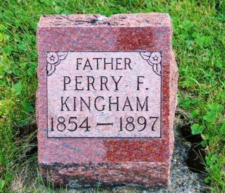 KINGHAM, PERRY - Miami County, Ohio | PERRY KINGHAM - Ohio Gravestone Photos