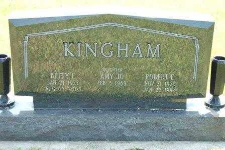 KINGHAM, ROBERT - Miami County, Ohio | ROBERT KINGHAM - Ohio Gravestone Photos