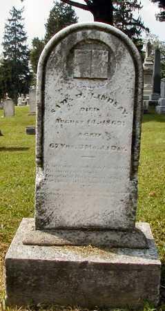 LINDSAY, SAMUEL D. - Miami County, Ohio   SAMUEL D. LINDSAY - Ohio Gravestone Photos