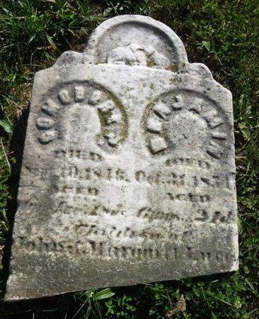LUCE, BENJAMIN - Miami County, Ohio | BENJAMIN LUCE - Ohio Gravestone Photos