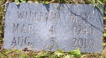 MAY, WILLIAM ALLEN - Miami County, Ohio   WILLIAM ALLEN MAY - Ohio Gravestone Photos