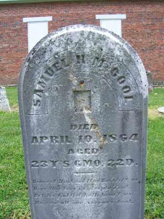 MCCOOL, SAMUEL - Miami County, Ohio | SAMUEL MCCOOL - Ohio Gravestone Photos