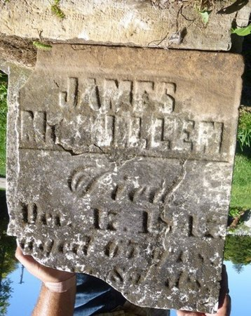 MCQUILLEN, JAMES - Miami County, Ohio | JAMES MCQUILLEN - Ohio Gravestone Photos