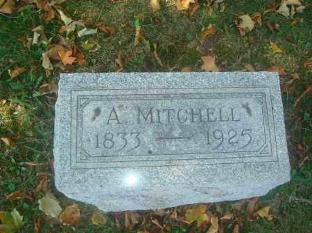 MORROW, A. MITCHELL - Miami County, Ohio | A. MITCHELL MORROW - Ohio Gravestone Photos