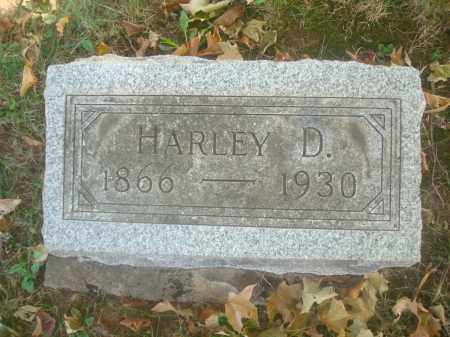 MORROW, HARLAN - Miami County, Ohio | HARLAN MORROW - Ohio Gravestone Photos