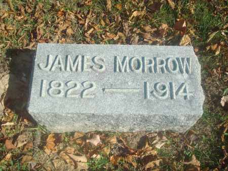 MORROW, JAMES - Miami County, Ohio | JAMES MORROW - Ohio Gravestone Photos