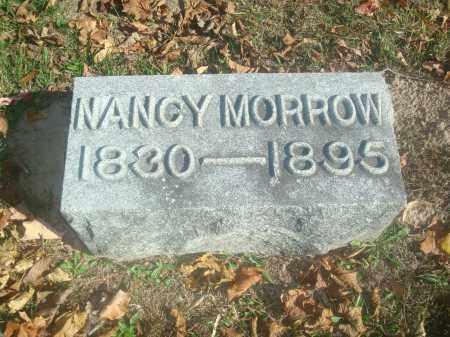 VANEMMON MORROW, NANCY - Miami County, Ohio | NANCY VANEMMON MORROW - Ohio Gravestone Photos