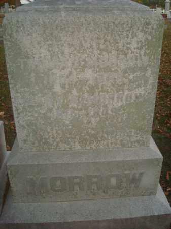 MORROW, MARY ANN - Miami County, Ohio | MARY ANN MORROW - Ohio Gravestone Photos
