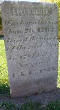 MUNSELL, LEVI - Miami County, Ohio | LEVI MUNSELL - Ohio Gravestone Photos