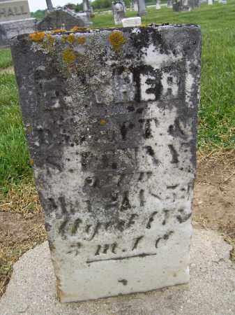 PENNY, ESTHER - Miami County, Ohio | ESTHER PENNY - Ohio Gravestone Photos