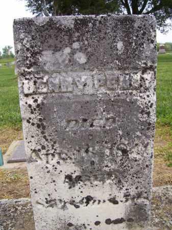 PENNY, HENRY - Miami County, Ohio | HENRY PENNY - Ohio Gravestone Photos