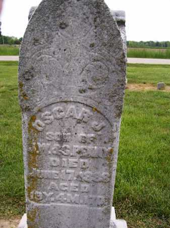 PENNY, OSCAR J - Miami County, Ohio | OSCAR J PENNY - Ohio Gravestone Photos