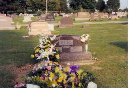 RIKE, ELDON - Miami County, Ohio | ELDON RIKE - Ohio Gravestone Photos