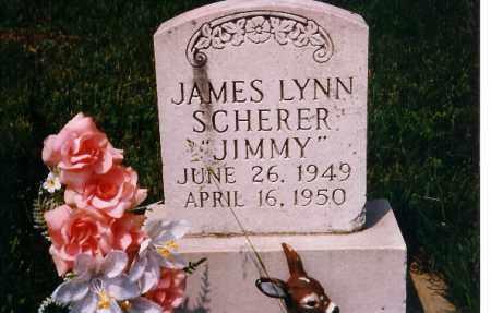 SCHERER, JIMMY LYNN - Miami County, Ohio   JIMMY LYNN SCHERER - Ohio Gravestone Photos