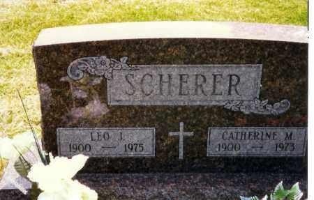 SCHERE, CATHERINE SAGE - Miami County, Ohio | CATHERINE SAGE SCHERE - Ohio Gravestone Photos