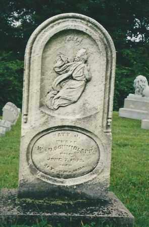 SCHMIDLAPP, KATY - Miami County, Ohio | KATY SCHMIDLAPP - Ohio Gravestone Photos