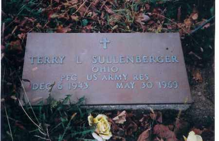 SULLENBERGER, TERRY L - Miami County, Ohio | TERRY L SULLENBERGER - Ohio Gravestone Photos