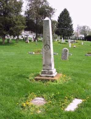 VAN TUYL, OLIVER - Miami County, Ohio | OLIVER VAN TUYL - Ohio Gravestone Photos