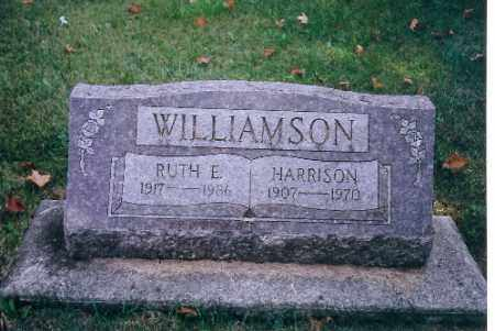 WILLIAMSON, HARRISON - Miami County, Ohio   HARRISON WILLIAMSON - Ohio Gravestone Photos