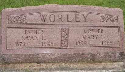 WORLEY, SWAN L - Miami County, Ohio | SWAN L WORLEY - Ohio Gravestone Photos