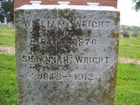 PENNY WRIGHT, SUSANNAH - Miami County, Ohio | SUSANNAH PENNY WRIGHT - Ohio Gravestone Photos