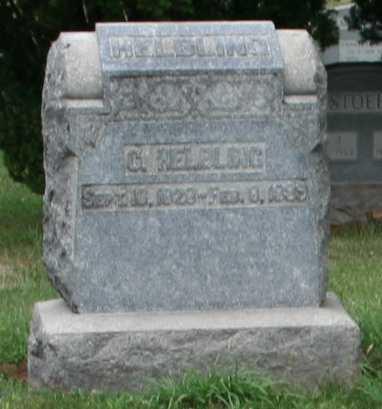 HELBLING, G - Monroe County, Ohio   G HELBLING - Ohio Gravestone Photos