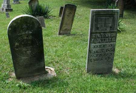 LOWTHER, WM.D - Monroe County, Ohio | WM.D LOWTHER - Ohio Gravestone Photos