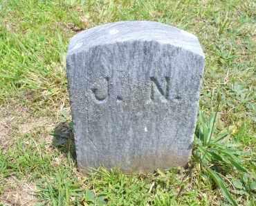 NESBITT?, J. N. - Monroe County, Ohio | J. N. NESBITT? - Ohio Gravestone Photos
