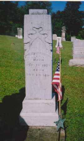 RICHARDSON, THEOPOLIS W. - Monroe County, Ohio | THEOPOLIS W. RICHARDSON - Ohio Gravestone Photos