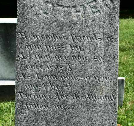STRICKLING, EMMA JANE - Monroe County, Ohio | EMMA JANE STRICKLING - Ohio Gravestone Photos