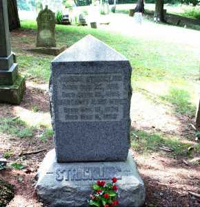 STRICKLING, JOSHUA - Monroe County, Ohio | JOSHUA STRICKLING - Ohio Gravestone Photos