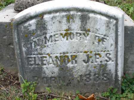 ?, ELEANOR J.F.S. - Montgomery County, Ohio | ELEANOR J.F.S. ? - Ohio Gravestone Photos