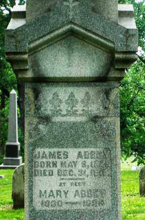 ABBEY, JAMES - Montgomery County, Ohio   JAMES ABBEY - Ohio Gravestone Photos