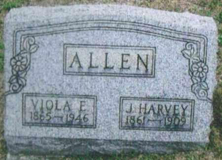 ALLEN, JAMES HARVEY - Montgomery County, Ohio   JAMES HARVEY ALLEN - Ohio Gravestone Photos