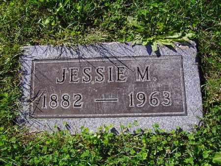 APPLE, JESSIE M - Montgomery County, Ohio   JESSIE M APPLE - Ohio Gravestone Photos