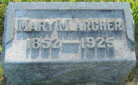 KELCHNER ARCHER, MARY - Montgomery County, Ohio | MARY KELCHNER ARCHER - Ohio Gravestone Photos