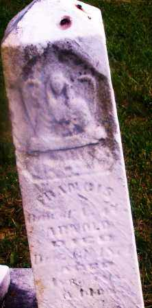 ARNOLD, FRANCIS - Montgomery County, Ohio | FRANCIS ARNOLD - Ohio Gravestone Photos