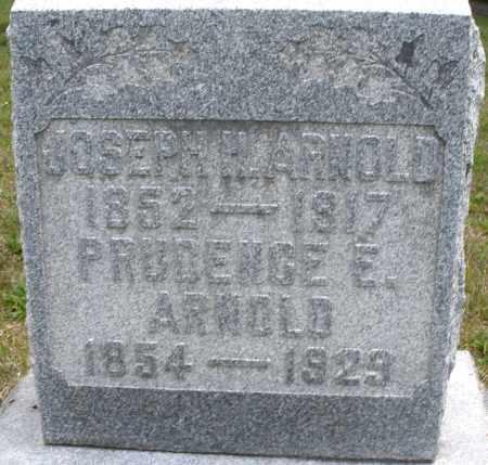 ARNOLD, JOSEPH H. - Montgomery County, Ohio | JOSEPH H. ARNOLD - Ohio Gravestone Photos