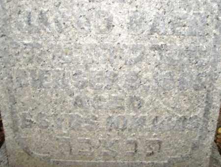 BAER, JACOB - Montgomery County, Ohio | JACOB BAER - Ohio Gravestone Photos