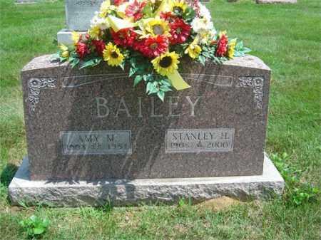 BAILEY, STANLEY - Montgomery County, Ohio | STANLEY BAILEY - Ohio Gravestone Photos