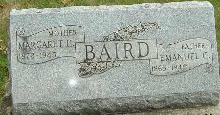 WIETZEL BAIRD, MARGARET - Montgomery County, Ohio | MARGARET WIETZEL BAIRD - Ohio Gravestone Photos