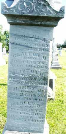 BAKER, CLAYTON O. - Montgomery County, Ohio | CLAYTON O. BAKER - Ohio Gravestone Photos