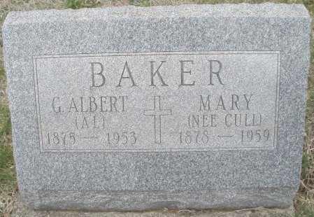 BAKER, G. ALBERT - Montgomery County, Ohio | G. ALBERT BAKER - Ohio Gravestone Photos