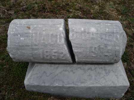 BAKER, JACOB - Montgomery County, Ohio | JACOB BAKER - Ohio Gravestone Photos
