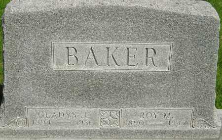 BAKER, ROY - Montgomery County, Ohio | ROY BAKER - Ohio Gravestone Photos