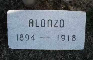 BALLINGER, ALONZO - Montgomery County, Ohio | ALONZO BALLINGER - Ohio Gravestone Photos