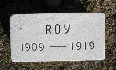 BALLINGER, ROY - Montgomery County, Ohio   ROY BALLINGER - Ohio Gravestone Photos