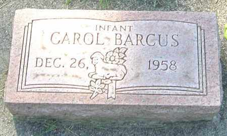 BARCUS, CAROL - Montgomery County, Ohio | CAROL BARCUS - Ohio Gravestone Photos